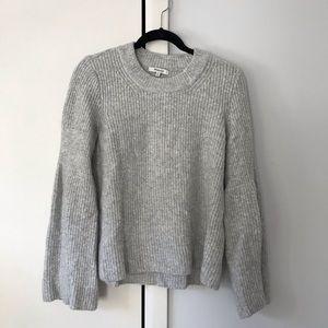 Madewell Bell Sleeve Sweater